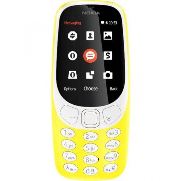 Nuovo Nokia 3310 2017